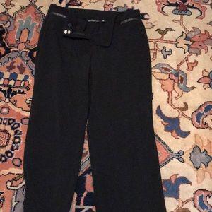 Briggs New York black pants